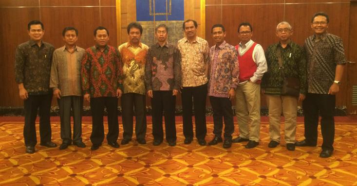 Prof Sukestiyarno Ketua Asosiasi WR 4 LPTK Negeri se-Indonesia