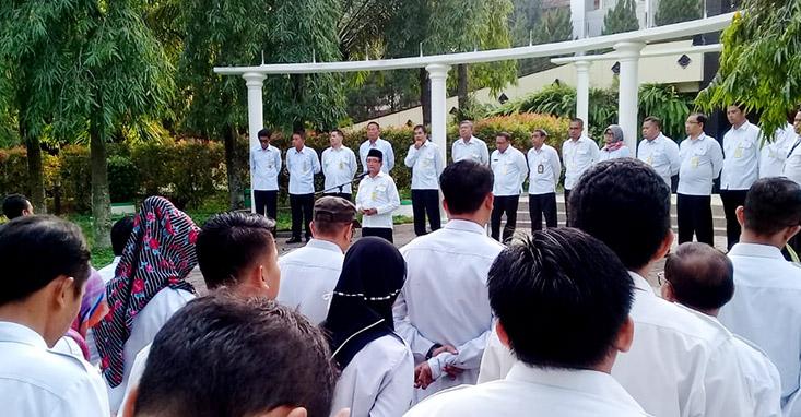 Prof Agus Nuryatin: Mari Bersama Tingkatkan Prestasi, UNNES Mendunia Untuk Indonesia