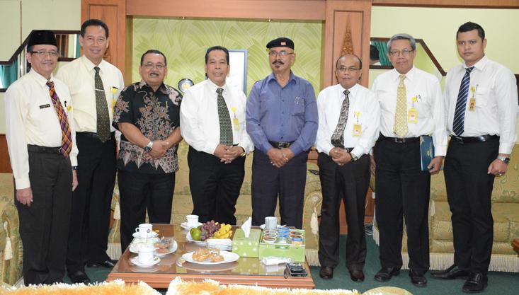 Universitas Ngudi Waluyo Mencari Sosok Rektor dari UNNES