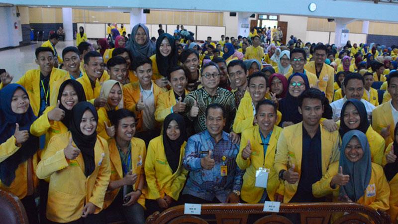 Zulkifli Hasan, Pentingnya Implementasi Empat Pilar Kebangsaan Bagi Mahasiswa